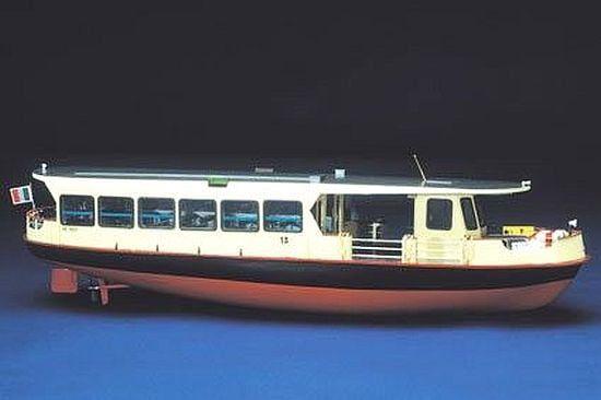 Panart Venice Passenger Motor Boat 1:28 Scale