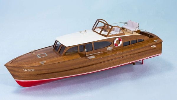 Aeronaut  Victoria Luxury Motor Yacht Kit
