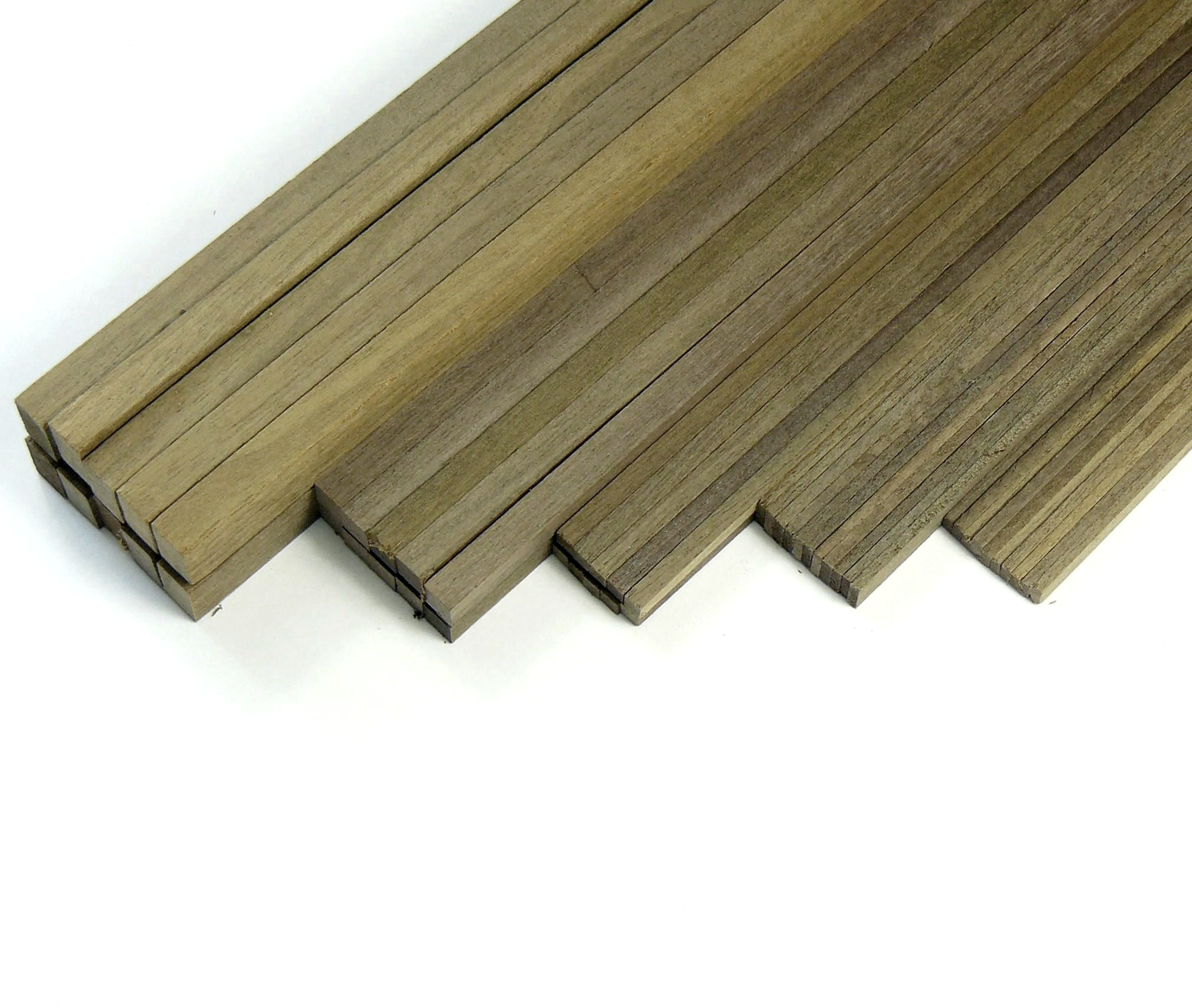 Walnut Stripwood Bundles of 10