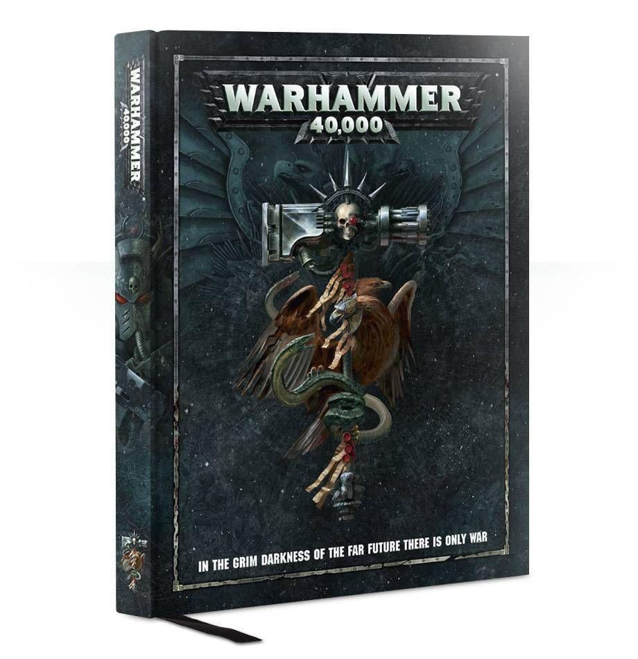 Warhammer 40000 Rulebook 8th Edition