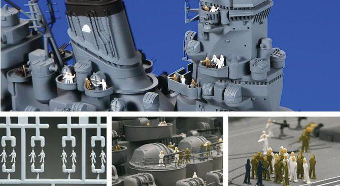 Tamiya Crew for Warships