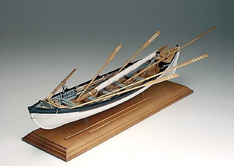 Amati New Bedford Whale Boat Kit