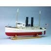 Dumas Lackawanna Model Boat Kit 1251