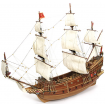 Occre San Marcos Wood and Metal Model Boat 1:50 Scale Ship Kit