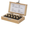 Unimat Brass Collet Sets In Wooden Cases