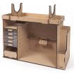 Occre Portable Workshop Cabinet Workstation