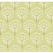 Leafy Green Wallpaper 1:12 Scale for Dolls House