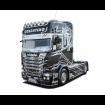 1/24 Scania R730 Streamline Italeri 4x2 Show Truck