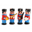 1:12 Scale Dolls House Toy Soldiers Pack of 4