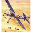 Tamiya Fieseler Fi156C Storch Plastic Aircraft Kit