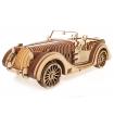 UGears Roadster Wooden Kit