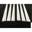 White Skirting Board Pack of 6 for Dolls House