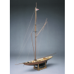 Mantua Models Britannia Royal Yacht Kit - Britannia Optional Sail Set