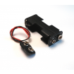 Expo 2 Cell AA Battery Holder and Lead