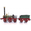 Occre Adler Steam Train Locomotive 1:24 Scale Wood and Metal Model Kit