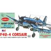Guillow Vought F4U-4 Corsair