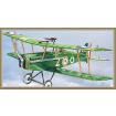 Guillow British Se5-a Balsa Wooden Aircraft Kit