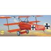 Guillow Fokker DR1 Tri Plane