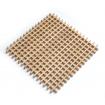 Mantua Models Gratings Beech - 2.5mm Holes: 52x52mm