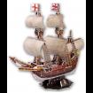 CubicFun T4009H Mayflower 3D Puzzle