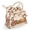 UGears Mechanical Box Wooden Kit