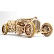 UGears U-9 Grand Prix Car Wooden Kit
