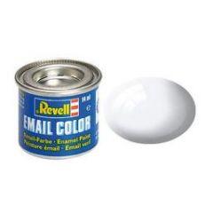 Revell Solid Enamel Gloss Paint - White