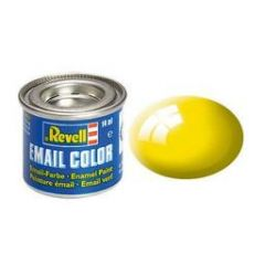 Revell Solid Enamel Gloss Paint - Yellow