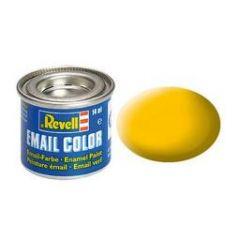 Revell Enamel Solid Matt Paint - Yellow