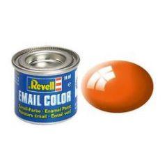 Revell Solid Enamel Gloss Paint - Orange