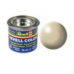 Revell Solid Silk Matt Enamel Paint - Beige