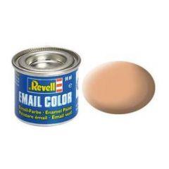 Revell Enamel Solid Matt Paint - Flesh