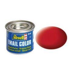 Revell Enamel Solid Matt Paint - Carmine