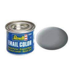 Revell Enamel Solid Matt Paint - Medium Grey