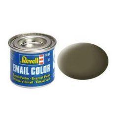 Revell Enamel Solid Matt Paint - Nato Olive