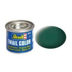 Revell Enamel Solid Matt Paint - Sea Green