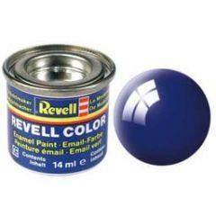 Revell Solid Enamel Gloss Paint - Ultramarine