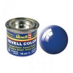 Revell Solid Enamel Gloss Paint - Blue