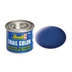 Revell Enamel Solid Matt Paint - Blue