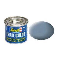 Revell Enamel Solid Matt Paint - Grey