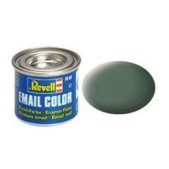Revell Enamel Solid Matt Paint - Greenish Grey