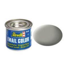 Revell Enamel Solid Matt Paint - Stone Grey