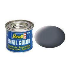 Revell Enamel Solid Matt Paint - Dust Grey