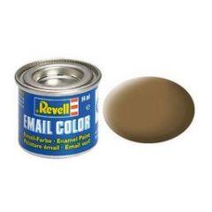 Revell Enamel Solid Matt Paint - Dark Earth