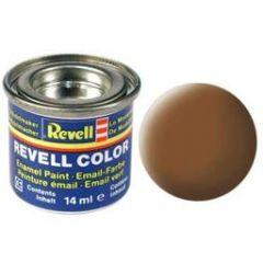 Revell Enamel Solid Matt Paint - Rust