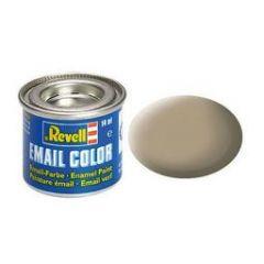 Revell Enamel Solid Matt Paint - Beige
