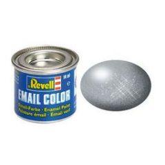 Revell Enamel Metallic Paint - Steel