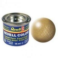 Revell Enamel Metallic Paint - Gold