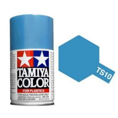 Tamiya Colour Spray Paint (100ml) - French Blue