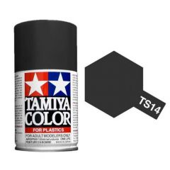 Tamiya Colour Spray Paint (100ml) - Black